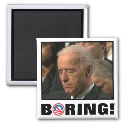 Joe Biden Asleep Magnets