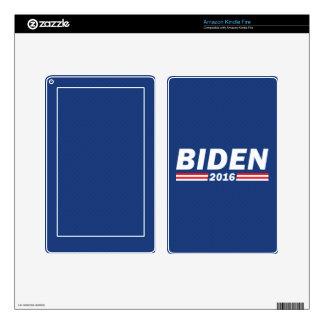 Joe Biden, Biden 2016 Decals For Kindle Fire