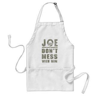 Joe Biden - Don't Mess With Him Adult Apron