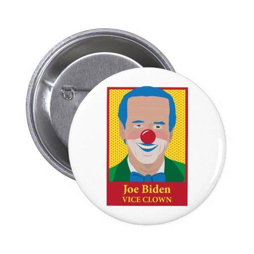 Joe Biden es payaso Pins