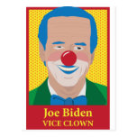 Joe Biden es payaso Postales