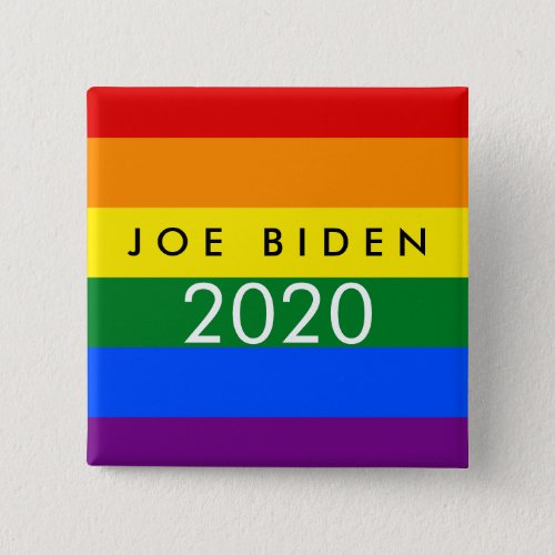 Joe Biden for president 2020 Button