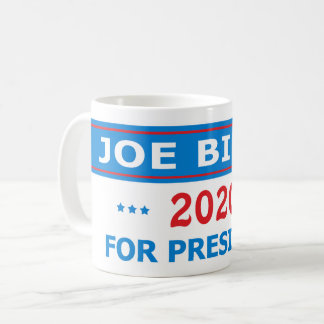 Joe Biden for President 2020 Coffee Mug