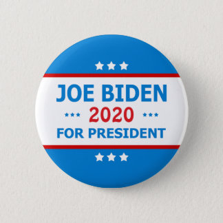 Joe Biden for President 2020 Pinback Button