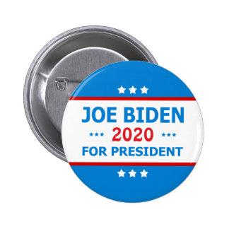 Joe Biden for President 2020 Pinback Button