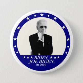 Joe Biden for President in 2016 Button