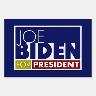 Joe Biden for President V1 Lawn Signs