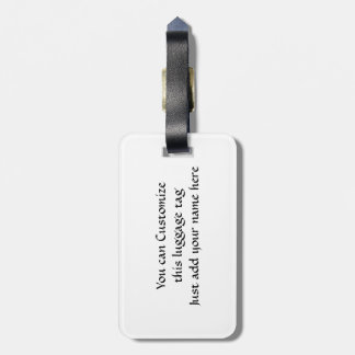 Joe Biden-For USA President 2016 Bag Tag