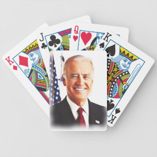 Joe Biden-For USA President 2016 Bicycle Playing Cards