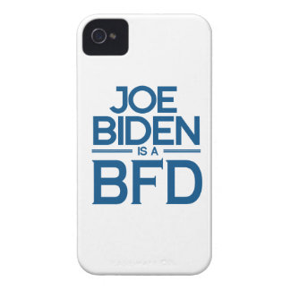 JOE BIDEN IS A BFD -.png iPhone 4 Case-Mate Case