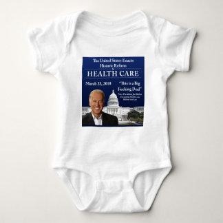 Joe Biden It's a Big Fing Deal Baby Bodysuit