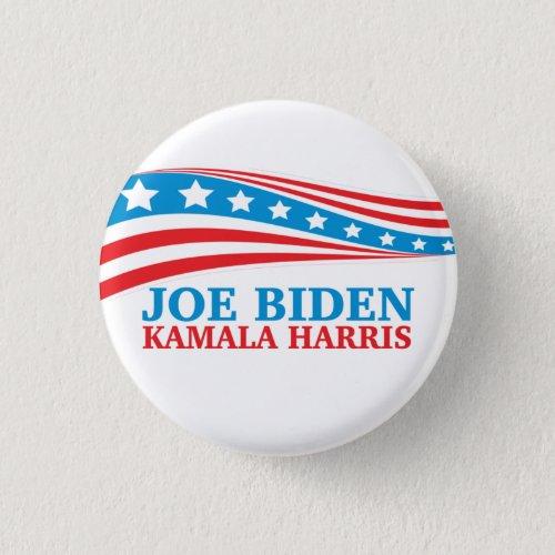 Joe Biden Kamala Harris for America Button