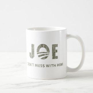Joe Biden - Nobody Messes With Him Coffee Mugs