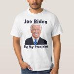 Joe Biden Not My President T-Shirt