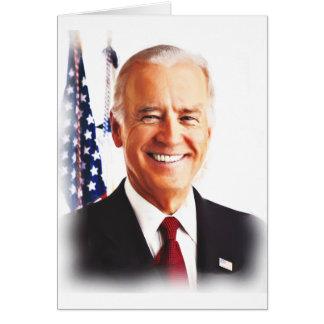 Joe Biden-Para el presidente 2016 de los E.E.U.U. Tarjeta De Felicitación