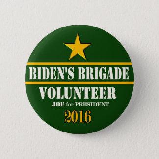 Joe Biden President 2016 Pinback Button