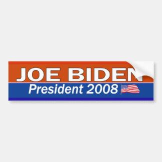 JOE BIDEN President Car Bumper Sticker