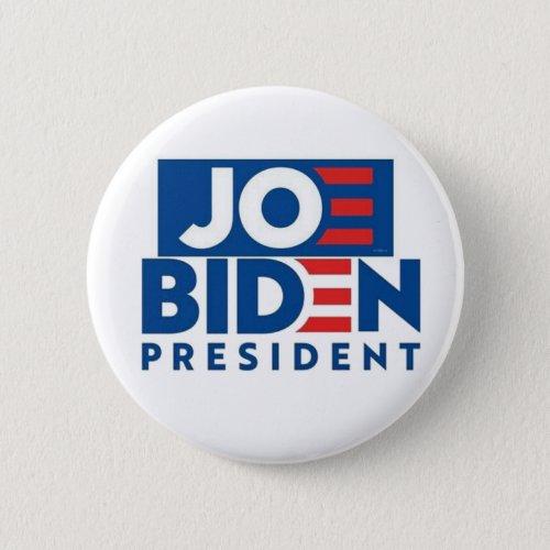 Joe Biden President Button