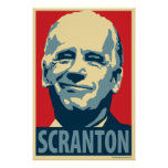 Joe Biden - Scranton: OHP Poster