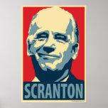 Joe Biden - Scranton: Poster de OHP