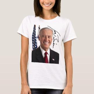 Joe Biden Signature T-shirt
