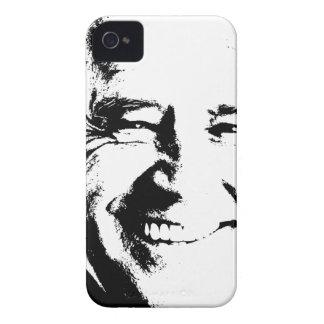 JOE BIDEN STAMP INK ART iPhone 4 Case-Mate CASE