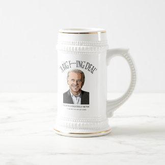 Joe Biden - su un trato f-ing grande Tazas De Café