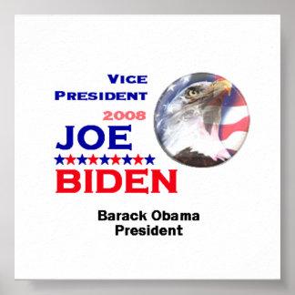 Joe BIDEN VP Poster