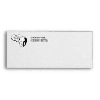Joe Biden's BFD Envelopes