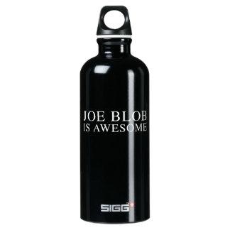 JOE BLOB IS AWESOME SIGG TRAVELER 0.6L WATER BOTTLE