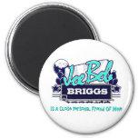 Joe Bob Briggs Fridge Refrigerator Magnets