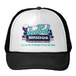 Joe Bob Briggs Trucker Mesh Hat