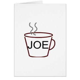 Joe Card