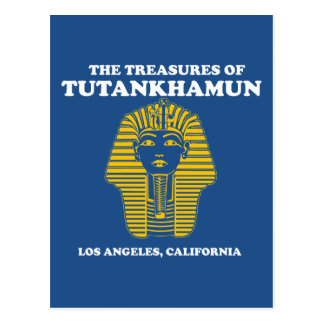 Joe Cocker Tutankhamun Postcard