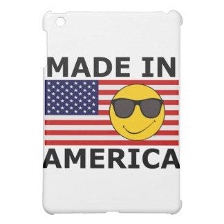Joe Cool Smiley Made in America iPad Mini Cover