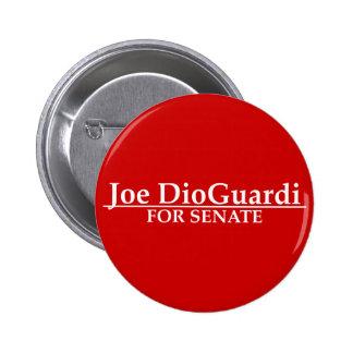 Joe DioGuardi for Senate Pinback Buttons
