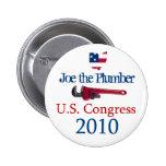 Joe el congreso 2010 de los E.E.U.U. del fontanero Pin