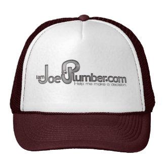 Joe el gorra del fontanero
