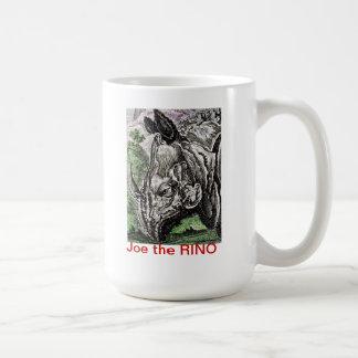 Joe el RINO - TAZA de café de la mañana