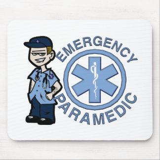 Joe Emergency Medic Mouse Pad