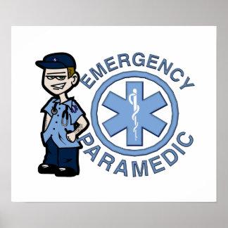 Joe Emergency Medic Print
