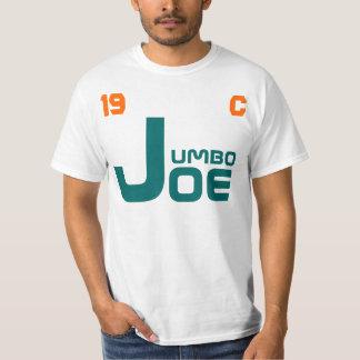 Joe enorme camisas