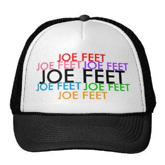 JOE FEET HAT5 TRUCKER HAT
