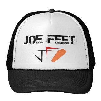 JOE FEET HAT 3