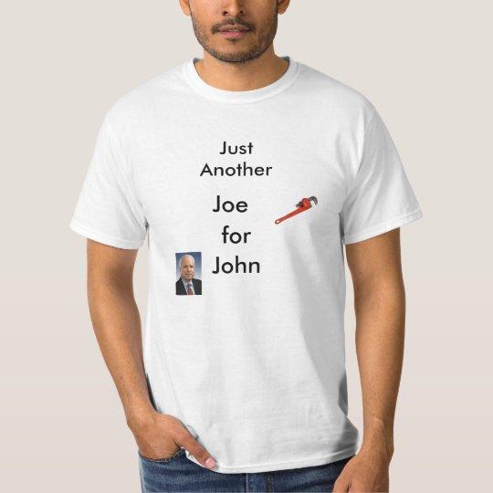 Joe for John T T-Shirt