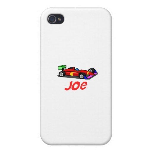 Joe iPhone 4 Fundas