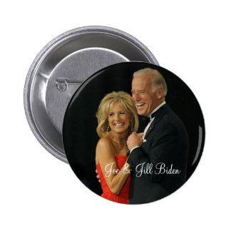 Joe & Jill Biden Pinback Button
