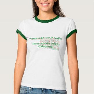 Joe Jonas oklahoma quote T-Shirt