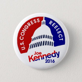 Joe Kennedy 2016 Button
