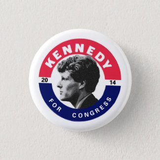 Joe Kennedy for Congress 2014 Pinback Button